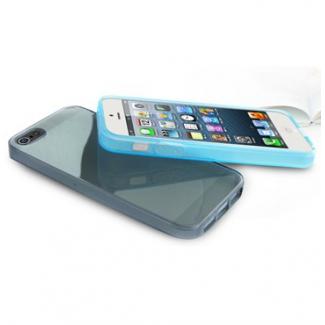 Konnet TPU kryt pre iPhone 5, 5S, SE