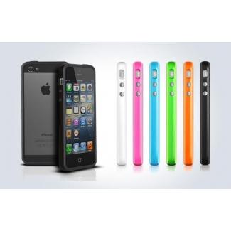 Bumper pre iPhone 5, 5S, SE - rôzne farby