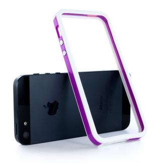 Bumper pre iPhone 5 - dvojtónový