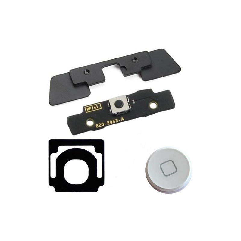 Home Button tlačidlo pre iPad 2 a iPad 3 - set