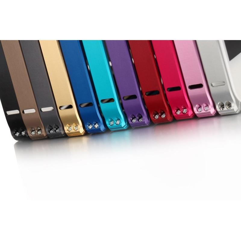 Hliníkový bumper  pre iPhone 5, 5S