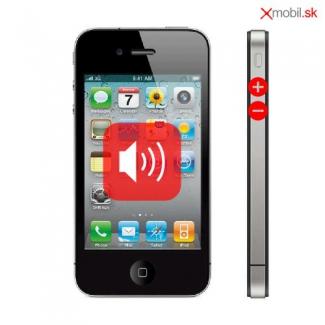 Oprava tlačidiel hlasitosti na iPhone 4/4S v BA