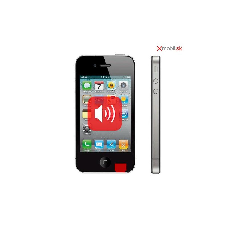 Výmena spodného reproduktora na iPhone 4/4S v BA