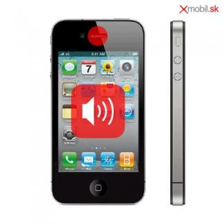 Oprava slúchadla pre iPhone 4/4S v BA