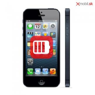 Výmena batérie na iPhone 5 v BA