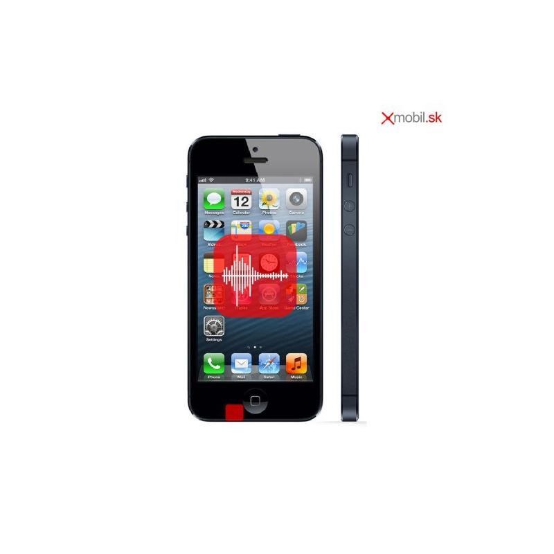 Oprava mikrofónu na iPhone 5 v BA