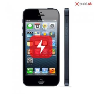 Výmena dockovacieho konektoru na iPhone 5 v BA