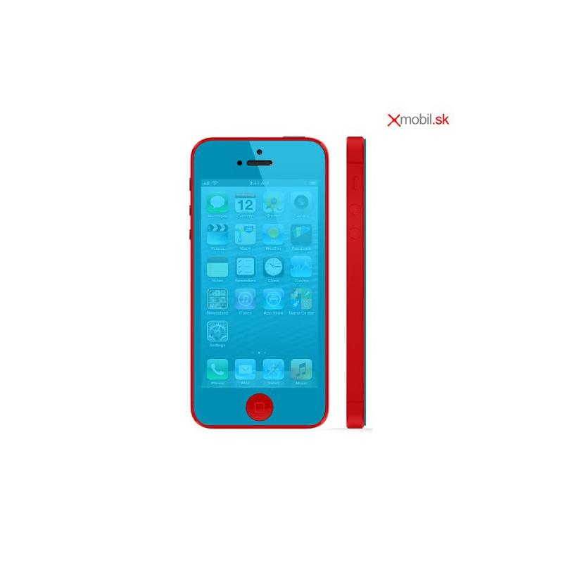 Kompletné prekrytovanie iPhone 5 v BA