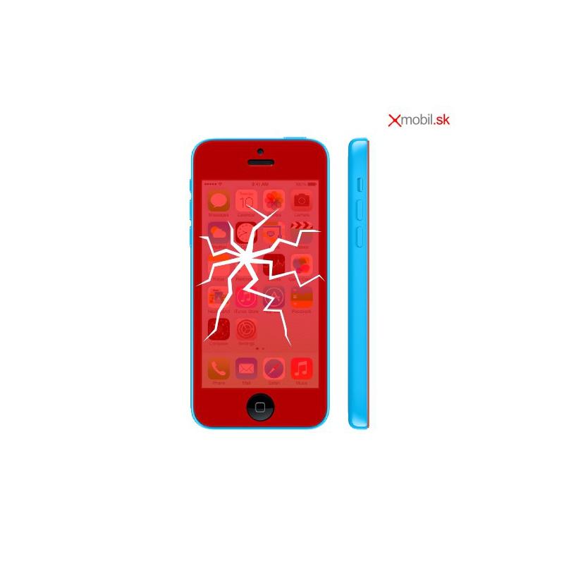 Výmena displeja so sklom na iPhone 5C v BA