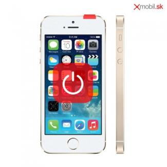 Oprava tlačidla zapínania ON/OFF na iPhone 5S v BA