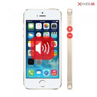 Oprava tlačidiel hlasitosti na iPhone 5S v BA