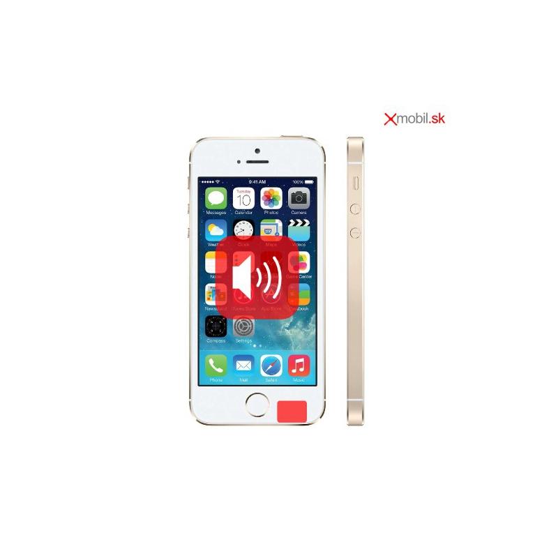 Oprava spodného reproduktora na iPhone 5S v BA