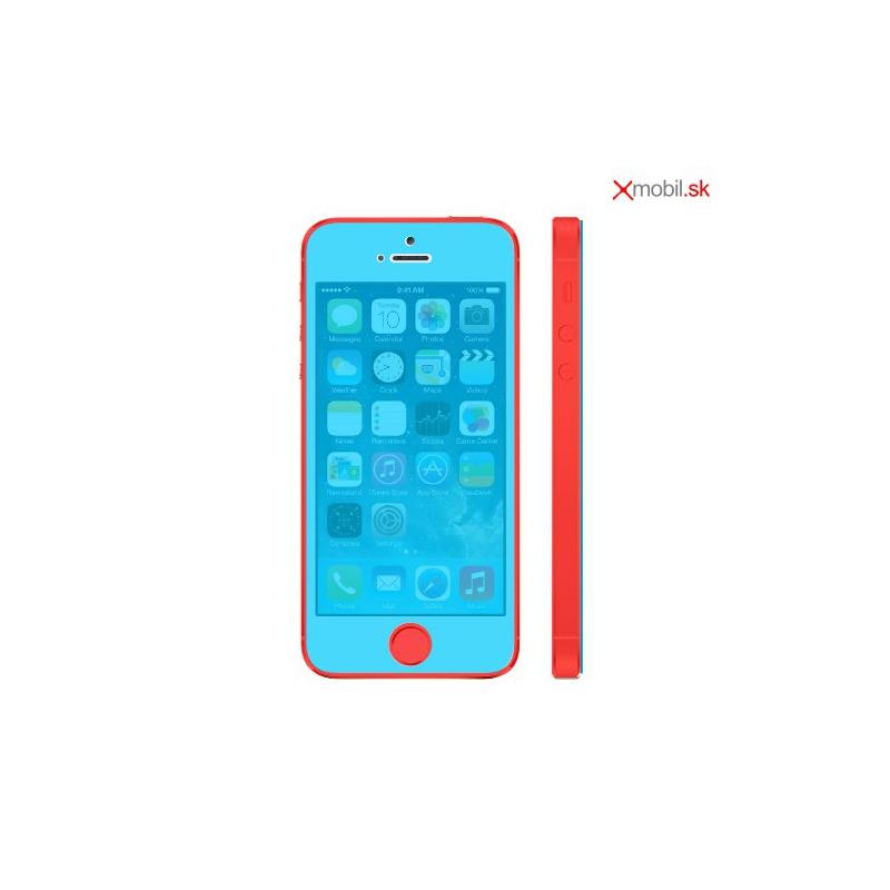 Kompletné prekrytovanie iPhone 5S v BA