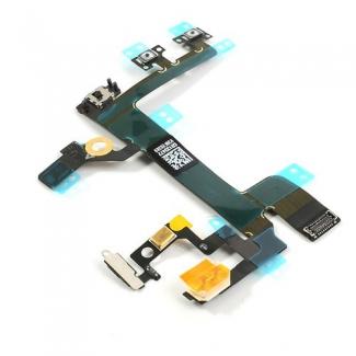 Flex kábel pre tlačidlá hlasitosti, vypínania a vibračné pre iPhone 5S