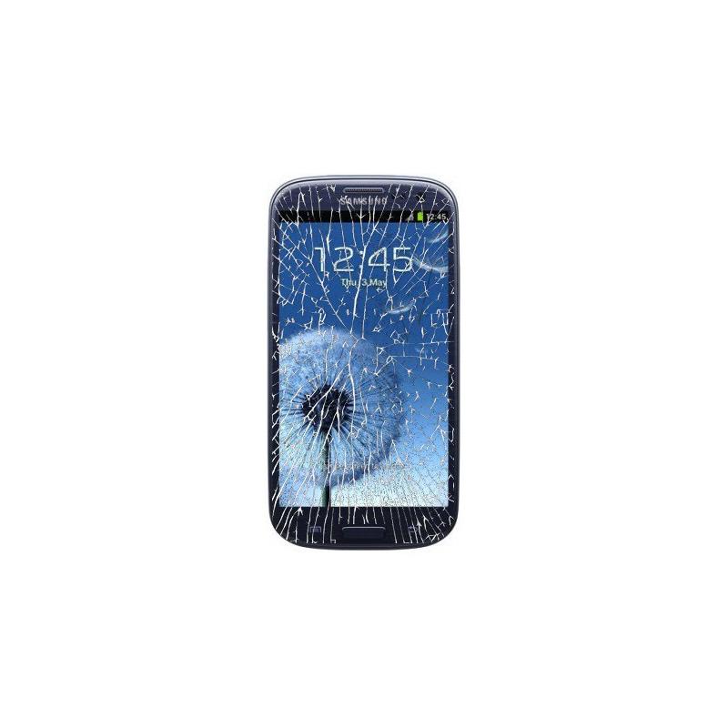 Výmena displeja so sklom a rámom na Samsung S4 i9505 v BA