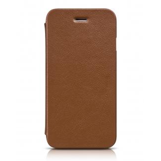 Kožené púzdro pre iPhone 6 HOCOCASE HI-L055 Hnedá
