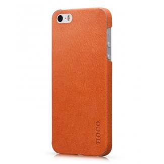 Kožená nálepka pre iPhone 5, 5S HOCO