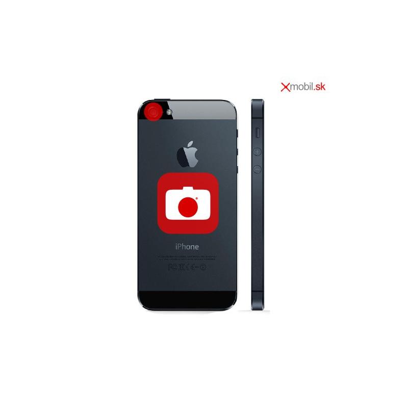 Výmena zadnej kamery na iPhone 5 v BA