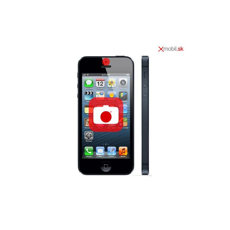 Výmena prednej kamery na iPhone 5 v BA