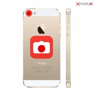 Výmena zadnej kamery na iPhone 5S v BA