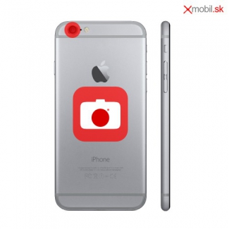 Výmena zadnej kamery na iPhone 6 Plus v BA