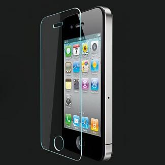 Ochranná vrstva z tvrdeného skla pre iPhone 4, 4S