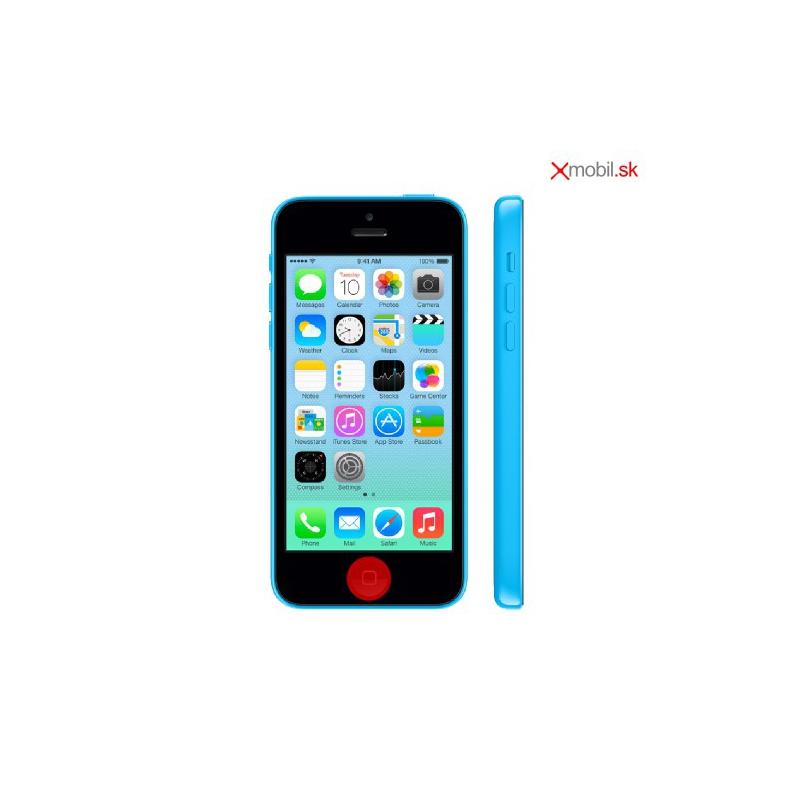 Výmena tlačidla Home na iPhone 5C v BA
