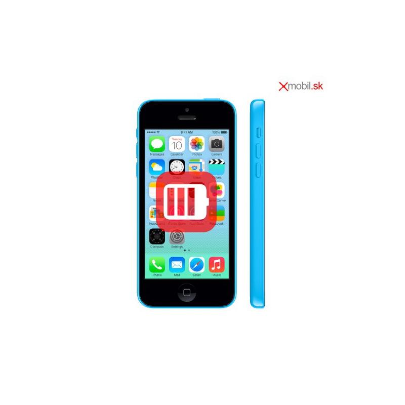 Výmena batérie na iPhone 5C v BA
