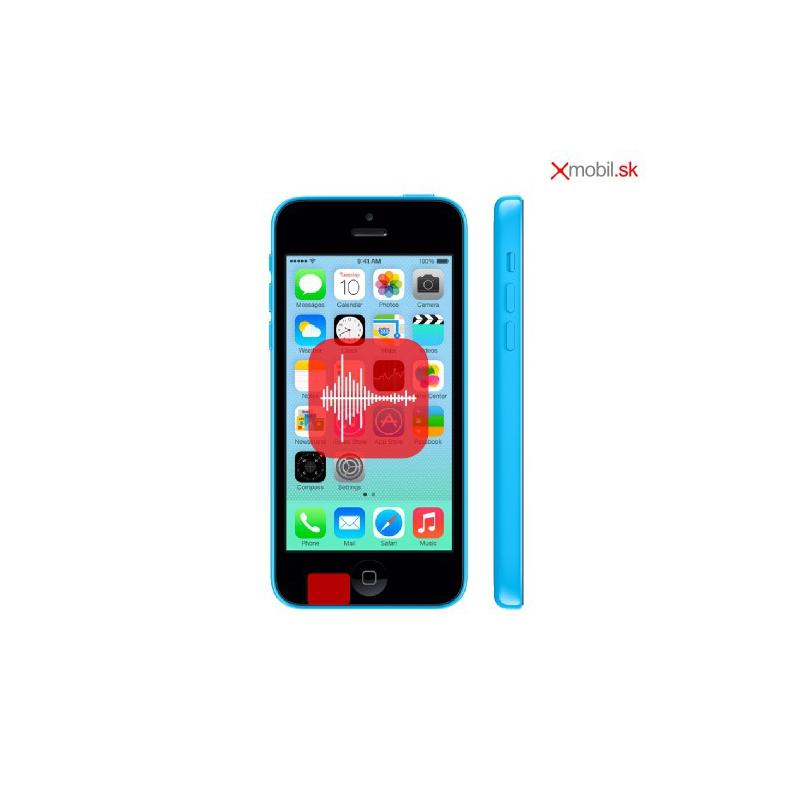 Oprava mikrofónu na iPhone 5C v BA