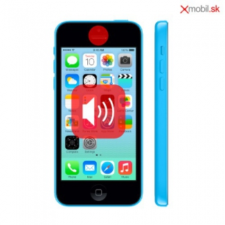 Oprava slúchadla na iPhone 5C v BA