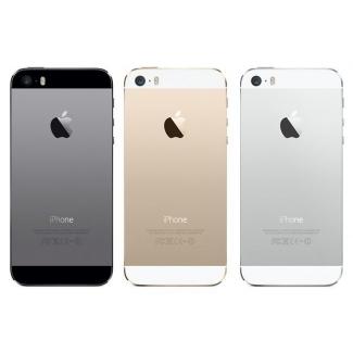 Zadný hliníkový kryt pre iPhone 5S