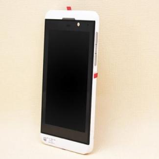 Displej s digitizérom  a rámom pre BlackBerry Z10 LTE