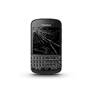 Výmena displeja so sklom na BlackBerry Q10 v BA