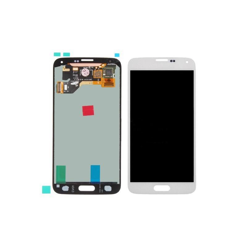 Displej s digitizérom na Samsung S5 mini - originál