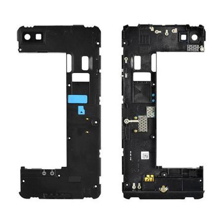 Stredový rám pre BB Z10 s reproduktorom - 3G verzia