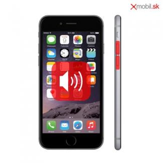 Oprava tlačidiel hlasitosti na iPhone 6S v BA
