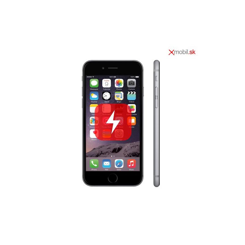 Výmena dockovacieho konektora na iPhone 6 v BA