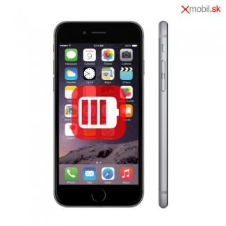 Výmena batérie na iPhone 6S Plus v BA