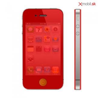 Kompletné prekrytovanie iPhone 4/4S v BA