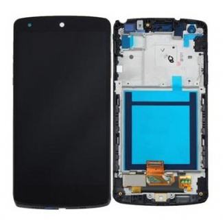 LCD displej s digitizérom pre LG Nexus 5 D821 čierny
