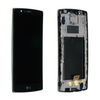 LCD displej s digitizérom pre LG G4 H815 čierny