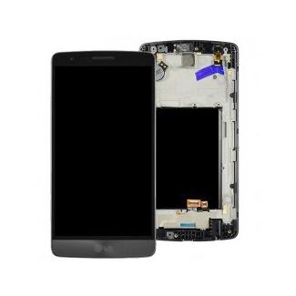 LCD displej s digitizérom pre LG G3 D855 čierny