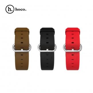 HOCO Pago kožený náramok pre Apple Watch 38mm