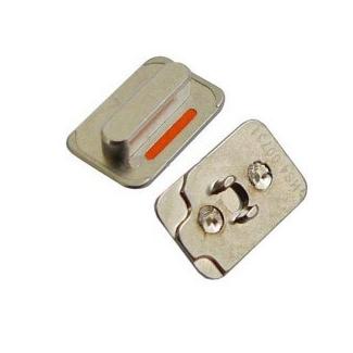 Tlačidlo vibračného zvonenia Mute na iPhone 4 / 4S