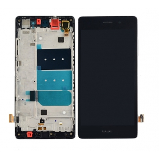 LCD displej s digitizérom a rámom pre Huawei P8 Lite