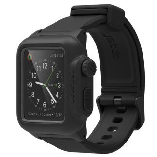 Púzdro Catalyst Waterproof case pre Apple Watch 42 mm čierne