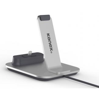 Kanex Aluminium Lightning Dock iPhone MFi