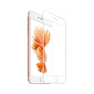 Ochranná vrstva z tvrdeného skla pre iPhone 6, 6S - full coverage