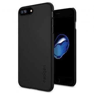 Púzdro Spigen Thin Fit iPhone 7 Plus čierne