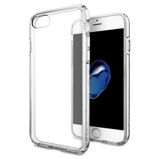 Púzdro Spigen Ultra Hybrid iPhone 7 priesvitné